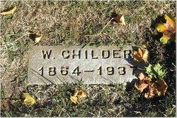 William Lewis Childers