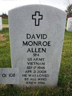 David Monroe Allen