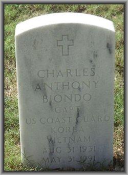 Charles Anthony Biondo
