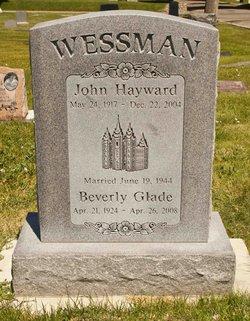 John Hayward Wessman