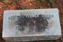 Rev Thomas Jefferson Folger