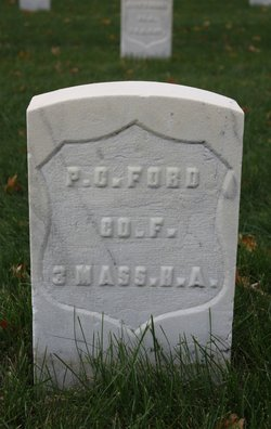 Patrick C Ford