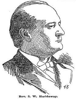 Rev Samuel Witmer Haddaway