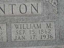 William M Fenton