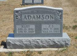 James Samuel Adamson