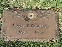 Marie <I>Thurmond</I> Rembert