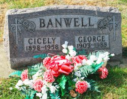 Cicely <I>Mooney</I> Banwell