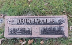 Rosie E. Bridgewater