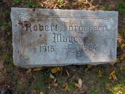 Dr Robert Jorgensen Mayer