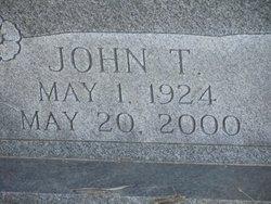 John Thomas Shreve