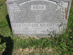 Leah Catherine <I>Bourdet</I> Smith