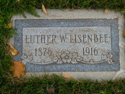 Luther Wood Lisenbee