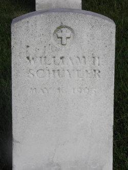 William H Schuyler