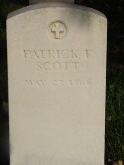 Patrick F. Scott