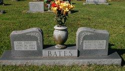 "Sidney Posey ""Sid"" Bates"