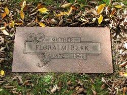 Flora Marie <I>Seybold</I> Burk