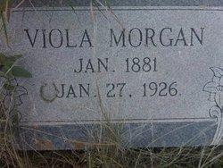 Viola <I>Rowan</I> Morgan