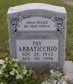 Fay E. Abbaticchio
