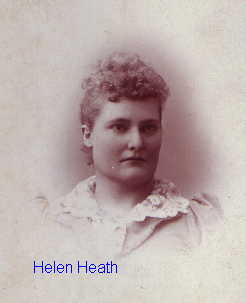 Helen Leona <I>White</I> Heath
