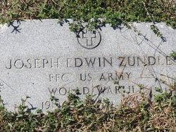 Joseph Edwin Zundle