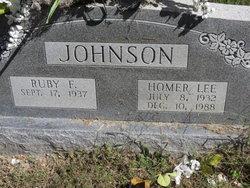 Homer Lee Johnson