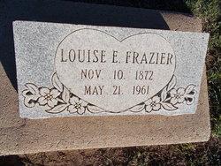 Louise Eliza <I>Ratliff</I> Frazier
