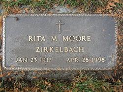Rita M <I>Sarrazin</I> Zirkelbach