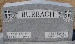 Helena Victoria <I>Imoehl</I> Burbach