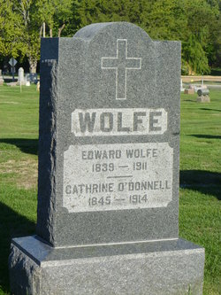 Catherine <I>O'Donnell</I> Wolfe