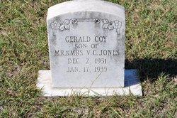 Gerald Coy Jones