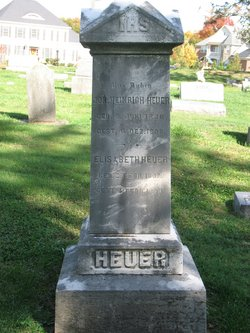 """Johann Heinrich """"Henry"""" Heuer"""