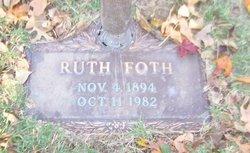 Ruth <I>Bourassa</I> Foth