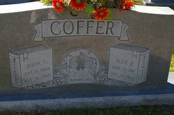 Allie Mead <I>Fields</I> Coffer