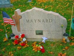 """Rev Arthur """"Pete"""" Maynard"""