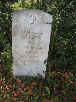 Wallace L Burdette