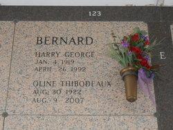 Harry George Bernard