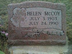 Helen Mildred <I>Bertels</I> McCoy