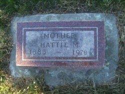 Hattie May <I>Gilbert</I> Crary