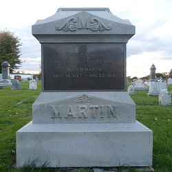 Mary <I>Wiley</I> Martin