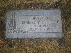 "Robert Patrick ""Bob"" Ledford"
