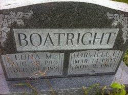 Edna M. <I>McConnell</I> Boatright