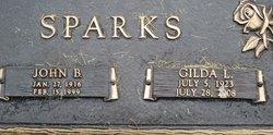 John B Sparks