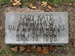 Lady Kate Drane