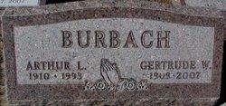 Arthur L Burbach