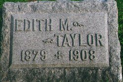 Edith May Taylor