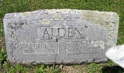 George Walter Alden