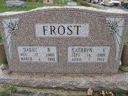 Kathryn V Frost