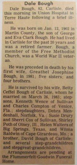 Dale A. Bough