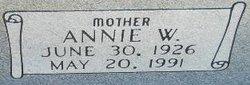 Annie Mae <I>Williams</I> Bagwell
