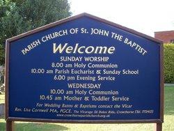 St. John the Baptist Churchyard